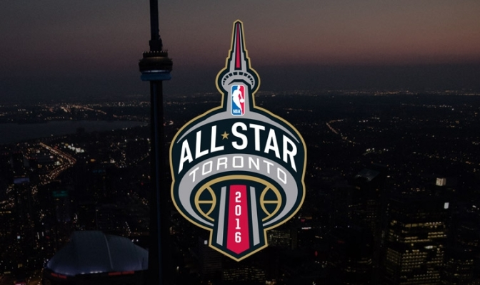 NBA All Star Weekend Toronto 2016