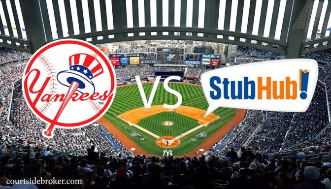 New York Yankees vs StubHub