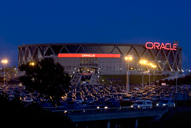 Oracle Arena Ticket Pricing
